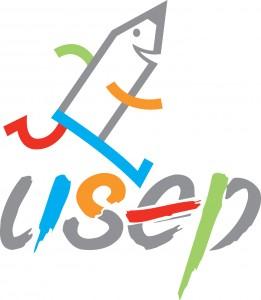 logo USEP avec BONHOMME